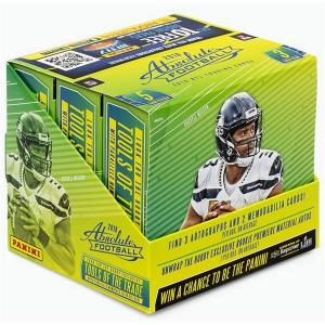 Hel Box 2018 Panini Absolute Football
