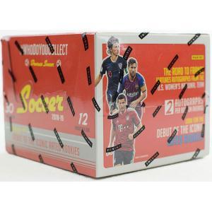 Hel Box 2018-19 Panini Donruss Soccer