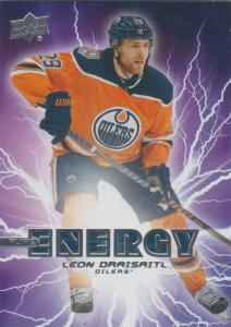 Leon Draisaitl - 2019-20 Upper Deck Pure Energy #PE39