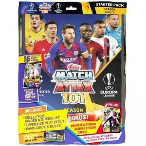 Starter Pack - 2019-20 Match Attax 101 (Champions League & Europa League)