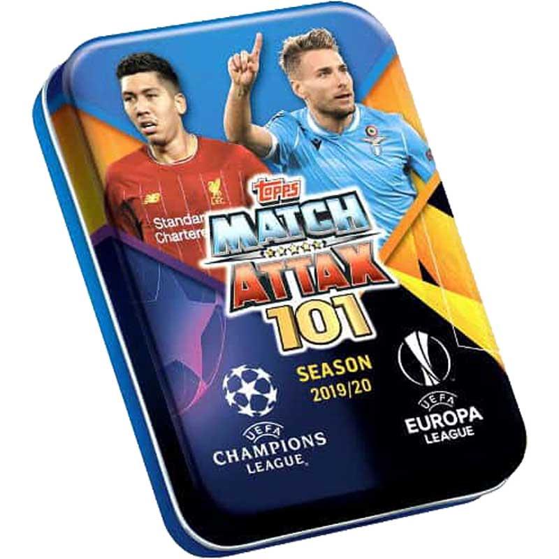 Mini Tin - 2019-20 Match Attax 101 (Champions League & Europa League)