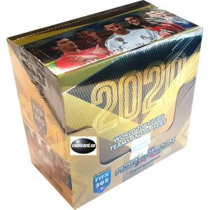 1st Låda (50 Pack) Panini Adrenalyn XL FIFA 365 2019-20