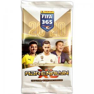 1 Pack Panini Adrenalyn XL FIFA 365 2019-20