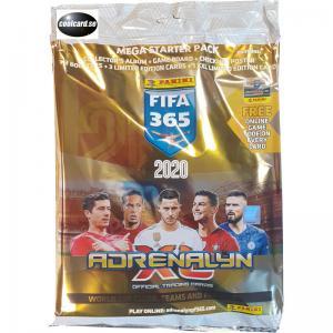 1st Mega Starter Pack Panini Adrenalyn XL FIFA 365 2019-20