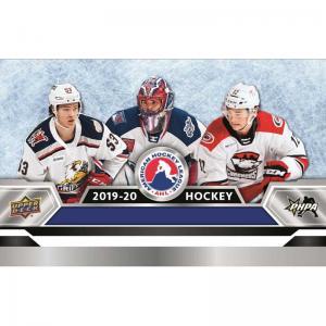 Hel Box 2019-20 Upper Deck AHL Hobby