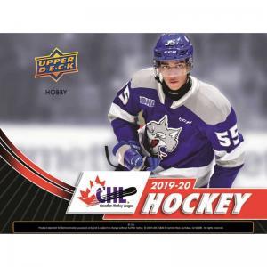 Hel Box 2019-20 Upper Deck CHL Hobby