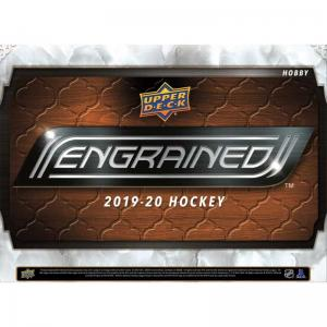Sealed Box 2019-20 Upper Deck Engrained Hobby