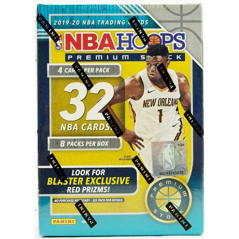 Hel Blaster Box 2019-20 Panini Hoops Premium Stock Basketball [Färg på boxen kan variera]