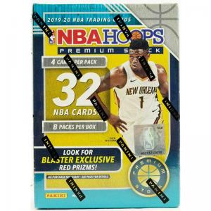 Sealed Blaster Box 2019-20 Panini Hoops Premium Stock Basketball [Color of the box may vary]