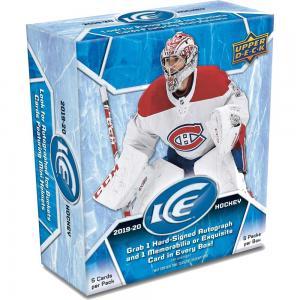 Hel Box 2019-20 Upper Deck Ice Hobby