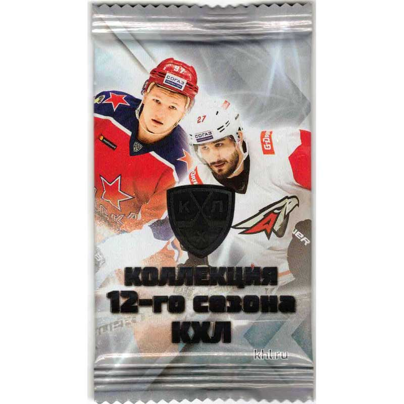 1 Pack 2019-20 KHL the 12th season collection BASIC