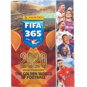 Album för stickers, Panini FIFA 365 2019-20 (För klisterbilder)