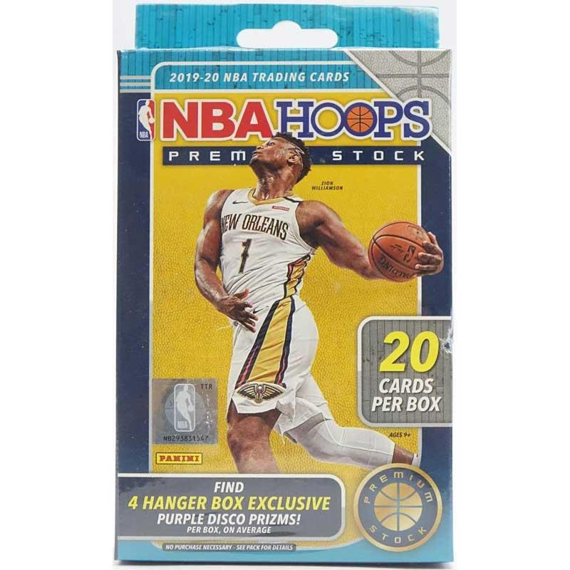 Hel Hanger Box 2019-20 Panini Hoops Premium Stock Basketball