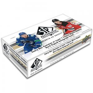 Hel Box 2019-20 Upper Deck SP Authentic Hobby