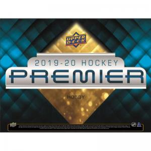 PRE-BUY: Sealed Box 2019-20 Upper Deck Premier (DELAYED Preliminary release October 7:th 2020)