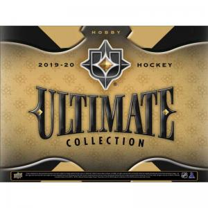 Hel Box 2019-20 Upper Deck Ultimate Collection