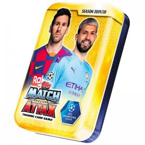 Mini Tin / Pocket Tin 2019-20 Topps Match Attax Champions League (Spelare på framsidan kan variera)