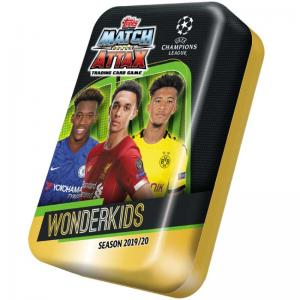 Mega Tin 2019-20 Topps Match Attax Champions League - WONDERKIDS