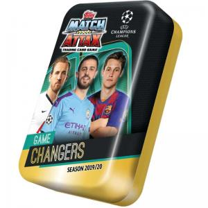Mega Tin 2019-20 Topps Match Attax Champions League - GAME CHANGERS