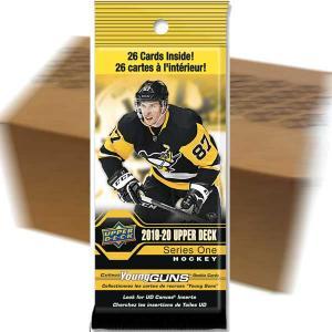 Hel Box 2019-20 Upper Deck Series 1 Fat Pack