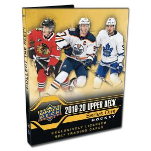 Starter Kit 2019-20 Upper Deck Series 1