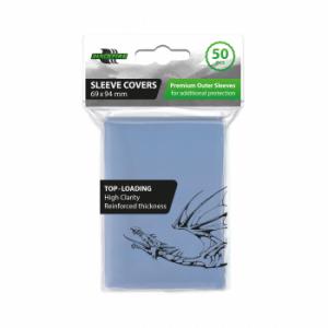 Blackfire Sleeves - Standard CCG Card Sleeve Covers (69x94mm) - 50 st