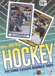 Hel Box 1990-91 Topps