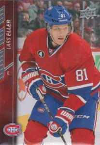 Lars Eller 2015-16 Upper Deck #99 - Montreal Canadiens