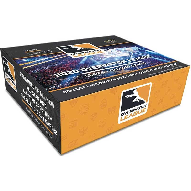 Hel Box 2020 Upper Deck Overwatch League Series 1