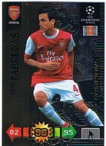 Champions, 2010-11 Adrenalyn Champions League, Cesc Fabregas