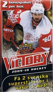 Hel Box 2009-10 Svensk Victory (12 Paket)