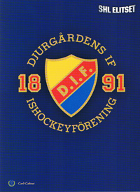 Djurgårdens IF Portfoliopärm A4 (Rymmer 90 kort)