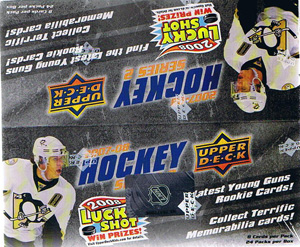 Hel Box 2007-08 Upper Deck, serie 2 Retail