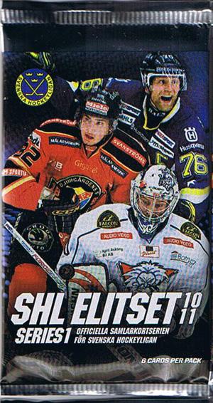 1st Paket 2010-11 Elitserien serie 1