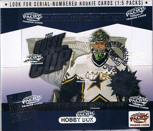 Hel Box 2002-03 Pacific Quest for the Cup Hobby