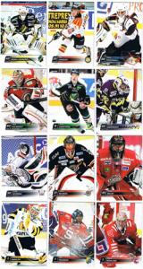 2010-11 SHL s.1 Base set #1-144
