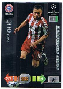 Fans Favourites, 2010-11 Adrenalyn Champions League, Ivica Olic