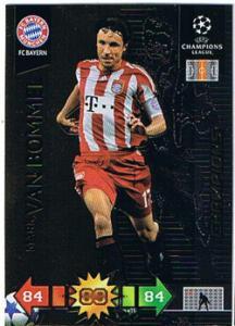 Champions, 2010-11 Adrenalyn Champions League, Mark Van Bommel