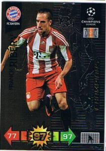 Champions, 2010-11 Adrenalyn Champions League, Franck Ribery