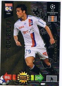 Champions, 2010-11 Adrenalyn Champions League, Yoann Gourcuff