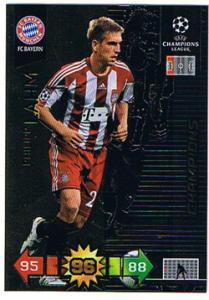 Champions, 2010-11 Adrenalyn Champions League, Philipp Lahm