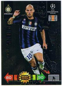 Champions, 2010-11 Adrenalyn Champions League, Wesley Sneijder