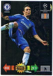 Champions, 2010-11 Adrenalyn Champions League, Frank Lampard