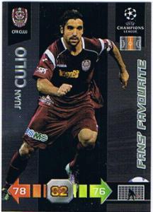 Fans Favourites, 2010-11 Adrenalyn Champions League, Juan Culio