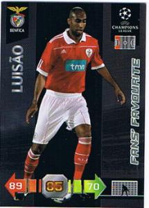 Fans Favourites, 2010-11 Adrenalyn Champions League, Luisao