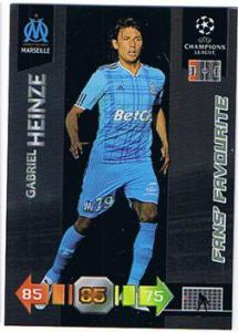 Fans Favourites, 2010-11 Adrenalyn Champions League, Gabriel Heinze