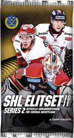 5 Packs 2010-11 Elitset series 2