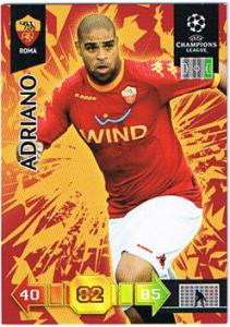 2010-11 Adrenalyn Champions League, Adriano