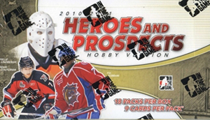 Sealed Box 2010-11 ITG Heroes and Prospects