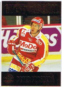 1994-95 Swedish Leaf Guest Special #3 Peter Forsberg